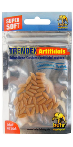 Trendex casters lichtbruin