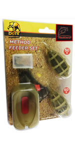 method feeder set zwaar