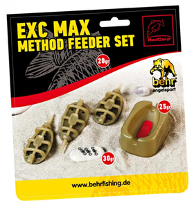 EXC MAX Method feeder set