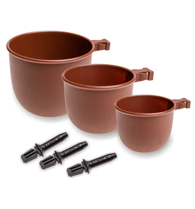 Stonfo voer cups
